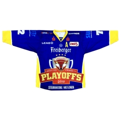 Trikot - Playoffs 2019 - Blau